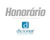 Significado de Honorário