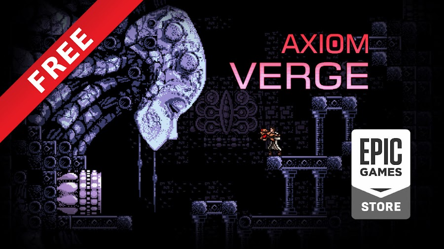 axiom verge epic games store free pc
