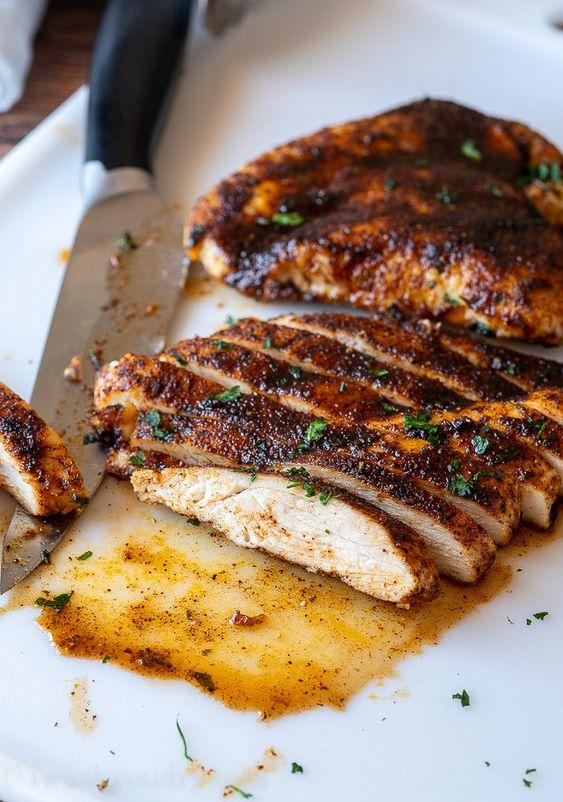 Juicy Oven Baked Chicken Breast Recipe #recipes #healthychicken #chickenrecipes #healthychickenrecipes #food #foodporn #healthy #yummy #instafood #foodie #delicious #dinner #breakfast #dessert #lunch #vegan #cake #eatclean #homemade #diet #healthyfood #cleaneating #foodstagram