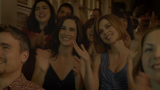 Leticia Dolera y Celia Freijeiro en 'Vida Perfecta'