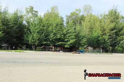 Panorama Pantai Cunang