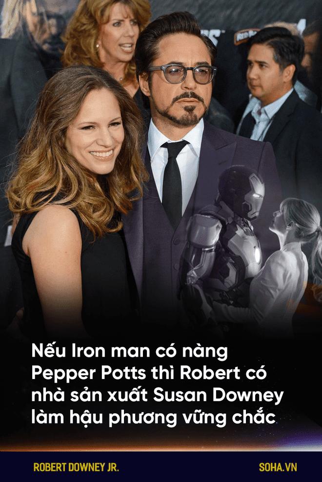 Tài tử Iron man: Nghiện ngập, tù tội và trỗi dậy kinh ngạc từ vực thẳm -7