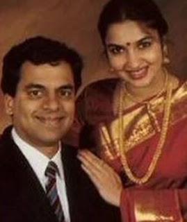 Actress Sukanya Family Husband Parents children's Marriage Photos