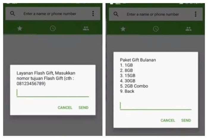 Paket internet telkomsel murah bulan oktober - november 2018 5