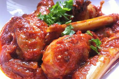 Resepi Mudah Ayam Masak Merah Yang Sedap
