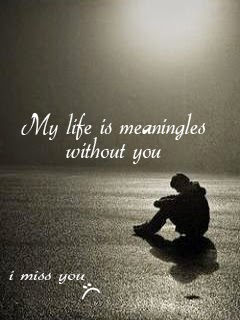 My Life Is Meaningless Without You Mobile Wallpaper | Mobile Wallpapers | Download Free Android ...