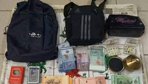 Rindang main kuluk, 9 lelaki ti gawa perintah ditan polis di Limbang