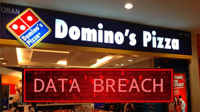 Dominos Data Breach 2021