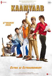 Kaamyaab (2020) Hindi Movie Pre-DVDRip | 720p | 480p