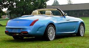 Harga mobil Rolls Royce Hyperion Pininfarina