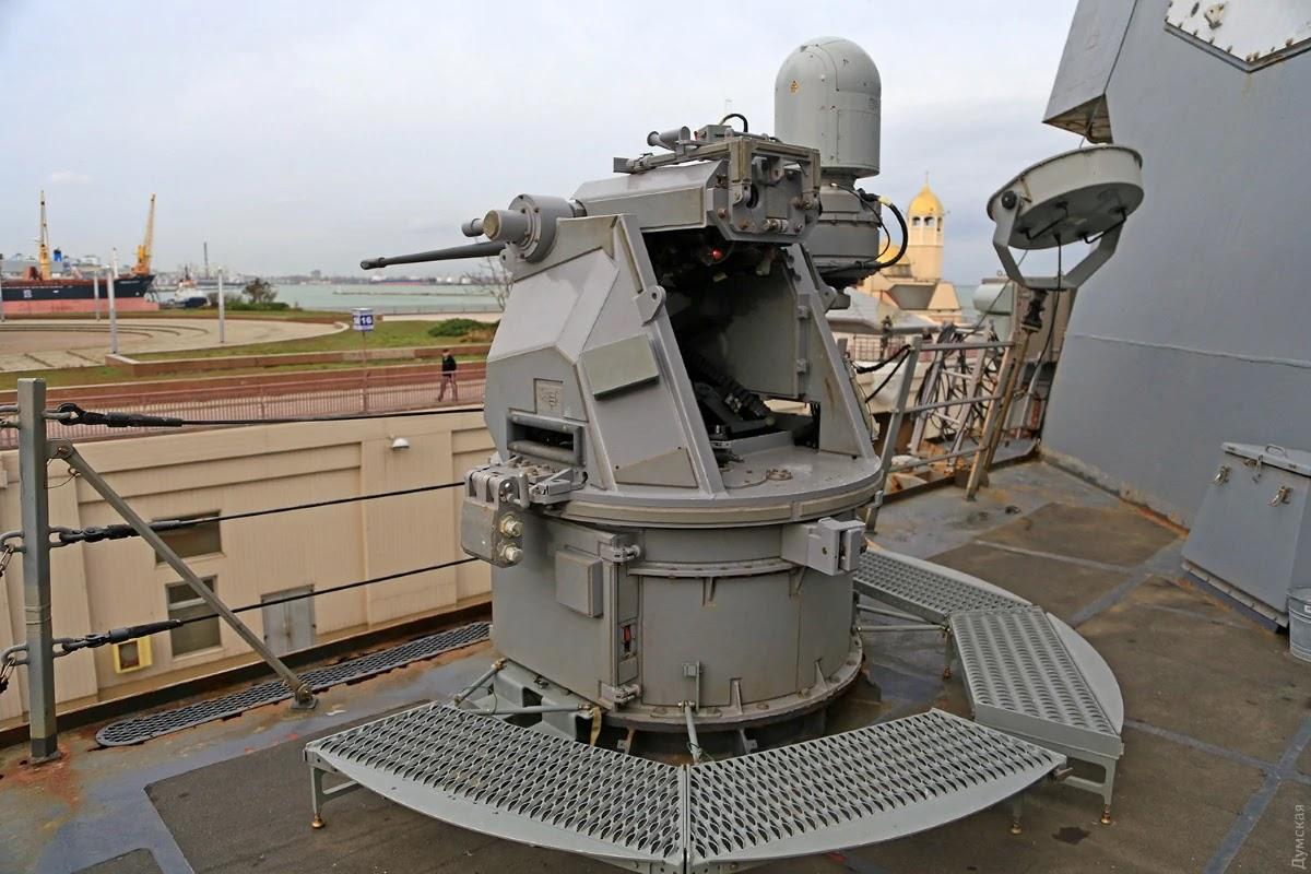 Всі українські Айленди озброять американськими бойовими модулями з 30-ммм гарматами Mk44S Bushmaster