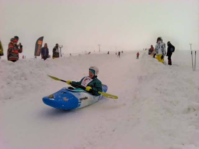 Romanian Snow Kayak 2015, Ski Resort Transalpina