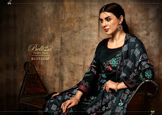 Belliza Designer Blossom Winter Pashmina Collection