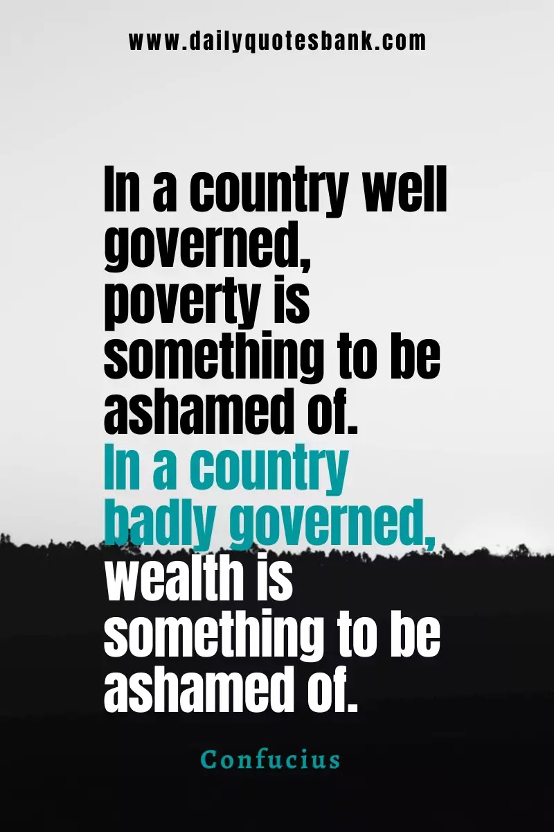 Quotes About Poverty To Success