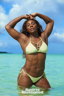 Serena Williams Sports Illustrated Swimsuit Issue