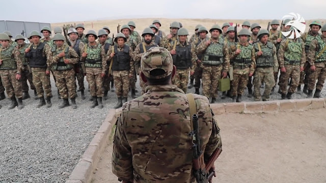 Bentrok Bersenjata di Azerbaijan dan Armenia di Nagorno-Karabakh Berlanjut