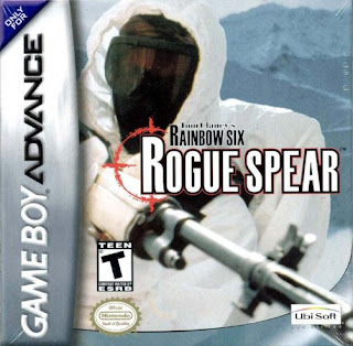 Rom de Rainbow Six: Rogue Spear - GBA - PT-BR - Download