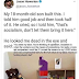 18-month-old gets owned with facts and logic (Meme)