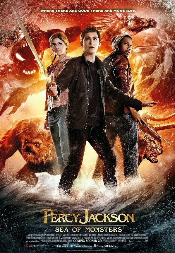 Percy Jackson Sea of Monsters เพอร์ซีย์ แจ็กสัน กับ อาถรรพ์ทะเลปีศาจ [HD][พากย์ไทย]