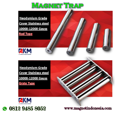 Magnet Trap Type Rod & Magnet Trap Type Grate