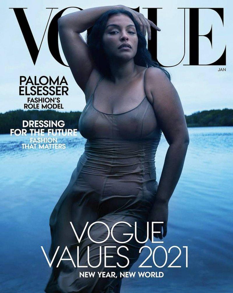 Conozca a la modelo de padre chileno que aparece en Vogue