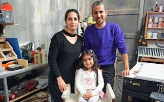 Κουρδική οικογένεια από το Ιράκ ξαναβρήκε ζωή στην Κω