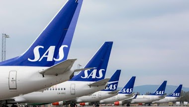 Due to a drop in demand from Covid-19, SAS will discontinue flights to Hong Kong