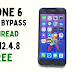 Bypass Activation Lock iPhone 6 [Untethread Bypass Tool] iOS 12.4.8