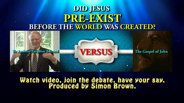 DID JESUS THE WORD PRE-EXIST BEFORE THE WORLD WAS CREATED?