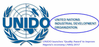 UNIDO launches 'Quality Award' to improve Nigeria's economy | NNQ 2017 1