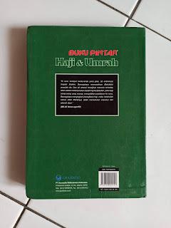 5 Buku Pintar Haji & Umrah Penulis HM. Iwan Gayo