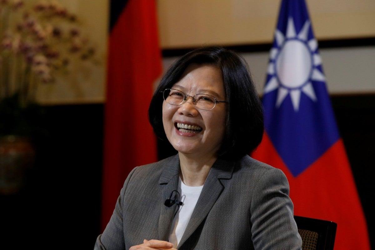 Taiwan's Election — Tsai Ing-wen From (DPP) Leading