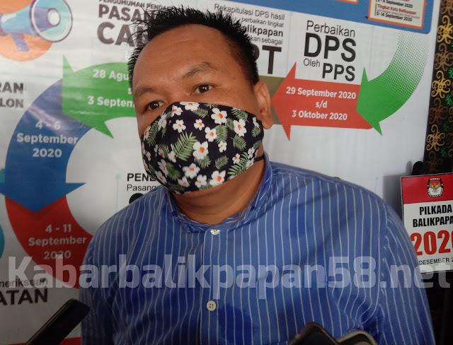 Syahrul : Honor Ketua KPPS Rp 950 ribu dan Anggota Rp 850 ribu