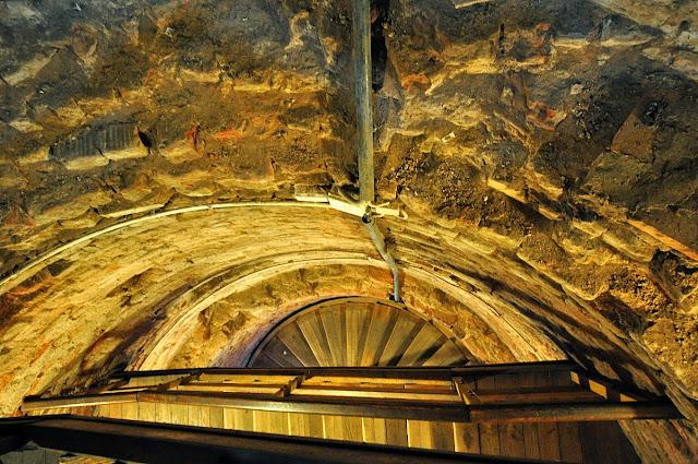 Mysia Wieża w Kruszwicy - wieża zamku Kazimierza Wielkiego