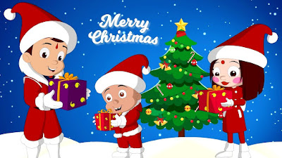 Merry Christmas Chhota Bheem 2019 wishes, images for merry christmas, merry christmas 2019 pictures, merry christmas songs, wishes for merry christmas, merry christmas 2019 quotes, happy christmas day 2019, merry christmas 2019 stickers