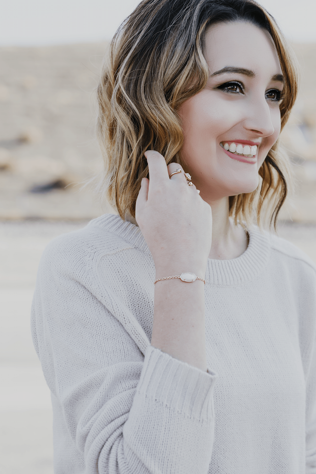 Kendra Scott drusy jewelry with A Good Hue