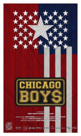 Chicago Boys [2015] [DVDR] [NTSC] [Latino]