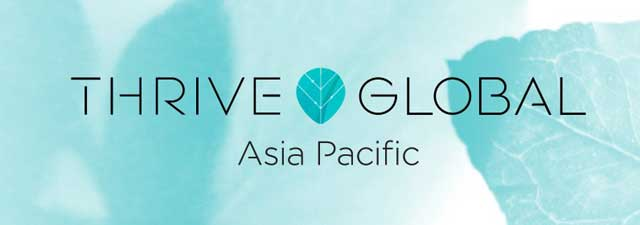Thrive Global Asia Pacific (APAC)