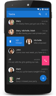 Textra SMS Pro 4.6 build 40692 Paid APK is Here!
