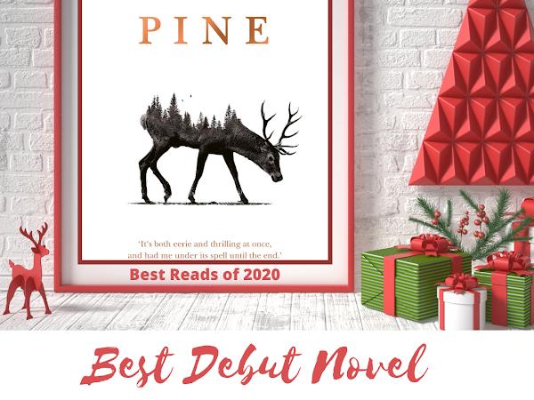#Blogmas - Best Reads of 2020 - Best Debut Novel