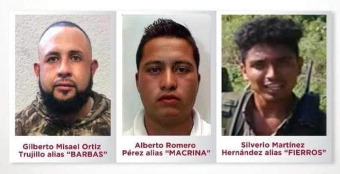 Capturan a 25 implicados en la masacre de 13 policías en Coatepec Harinas, los 3 líderes de la Familia Michoacana aún siguen libres