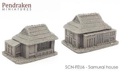 SCN-FEU6 Samurai House picture 1