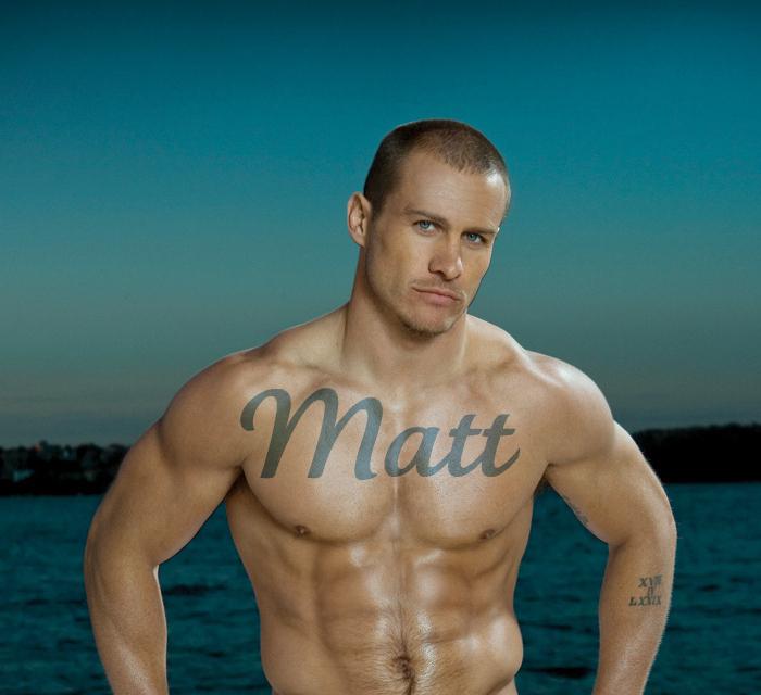 Matt Cooper • Rugby League Player