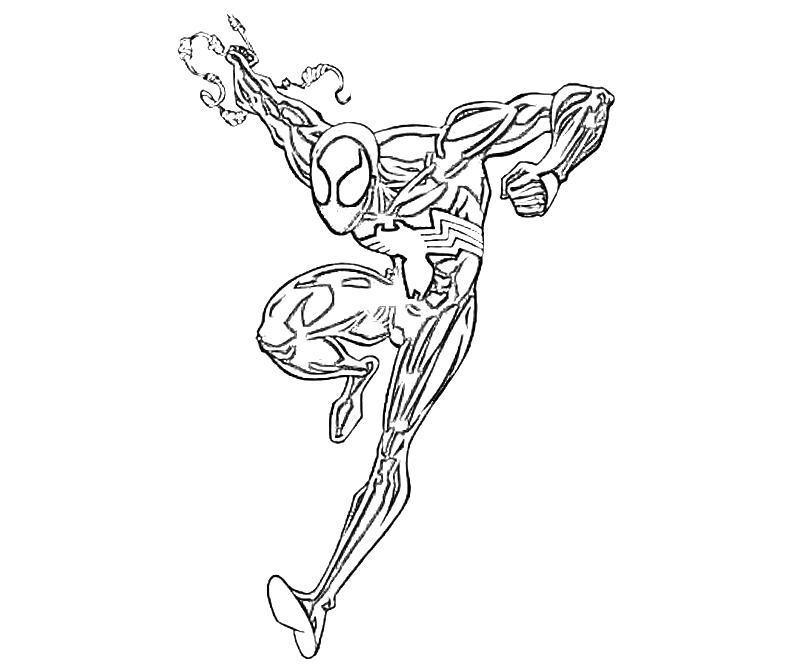 The Amazing Spider-Man Character | Yumiko Fujiwara