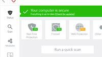 Quale Antivirus gratis non ha pubblicità, bloatware e componenti inutili