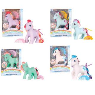 My Little Pony Retro Twinkle-Eyed Ponies by Basic Fun