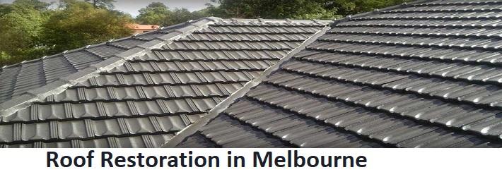 roof restoration in Melbourne