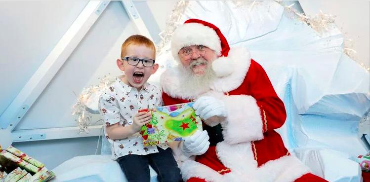 The Best Santa Experiences in North East England - intu Metrocentre