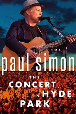 Paul Simon The Concert In Hyde Park 2017 DVD R1 NTSC VO