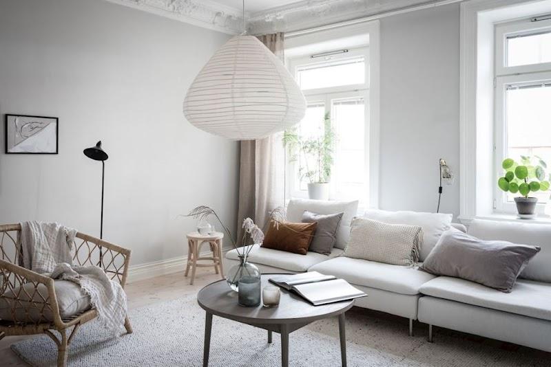 Thi công nội thất chung cư tối giản